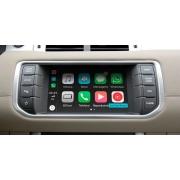 Interface Carplay multimídia Land Rover Evoque 2012 a 2016 + Carplay / AndroidAuto