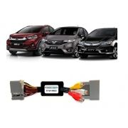 Interface Desbloqueio de Tela Honda FIT CITY WRV - 2015 á 2021 Faaftech