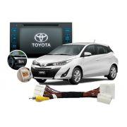 Desbloqueio de Tela Toyota Yaris Hatch Xl Xs Xls - Sedan e Hatch