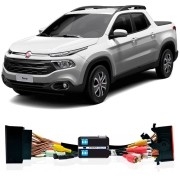 Interface Desbloqueio De Video FIAT TORO 2016 2018  Faaftech