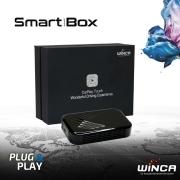 Interface SmartBox Winca Android - Indicado para Central Multimidia Original de Fabrica com Carplay