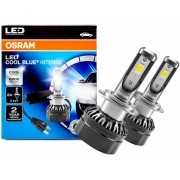Kit Lampada Led Osram Cool Blue Intense H7 6000k H7
