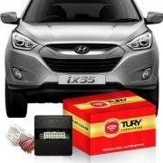 Módulo Subida De Vidro Hyundai IX35 2011 a 2018 -  Tury Pro   - Com Anti - esmagamento