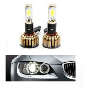 Par Lâmpada Ultra LED - 6000K - Sistema Cam Bus 7200 lumes -  Compativel Bmw / Mercedes  / Jeep Renegade / Jetta / Passat