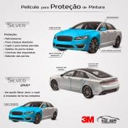 PPF Película para Proteção de Pintura 3M™ Scotchgard™ PRO Series - kit SILVER  -  Para-Choque Diant + Capo Parcial + Para-Lama + Conchas + Batente Portas + Soleira Porta Malas