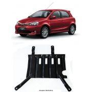 Protetor Carter Toyota Etios  -  2012  a 2020 - Peito de Aço