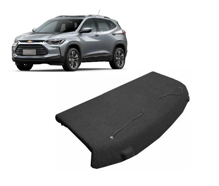 Bagagito Tampão Porta Malas Chevrolet Tracker 2021 - Modelo Original em Fibra