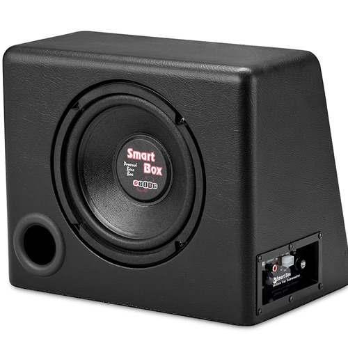 Smart Box Caixa de Subwoofer Amplificada - Universal - Boog