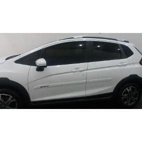 Calha Defletor De Chuva Honda WRV 2017 a 2020