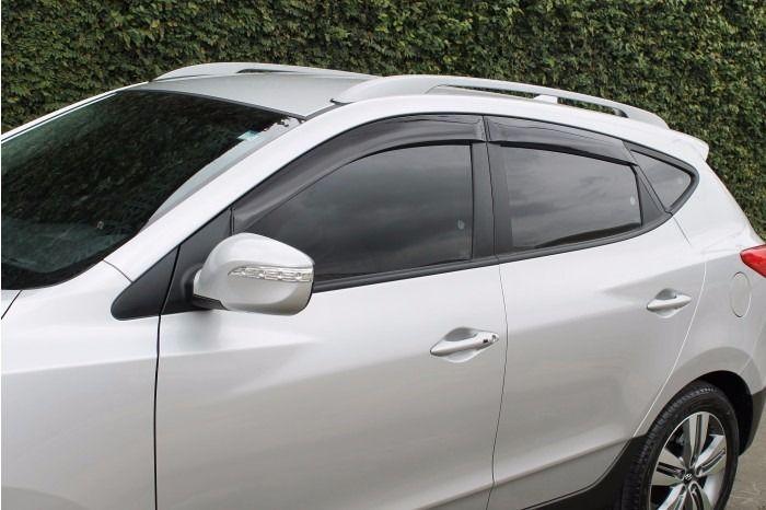 Calha Defletor De Chuva Hyundai IX35 2011 2019
