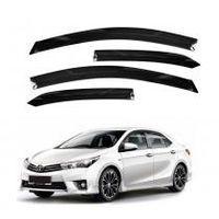 Calha Defletor De Chuva Toyota Corolla 2015 á 2019