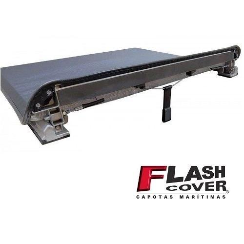 Capota Fiat Nova Strada CS - 2021 FlashCover Force