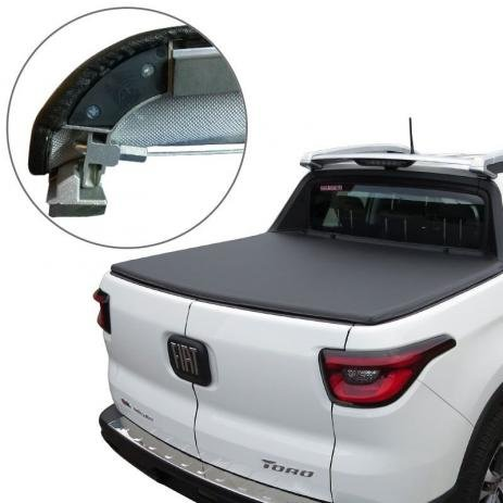 Capota Fiat Toro - 2016 a 2021 FlashCover Force