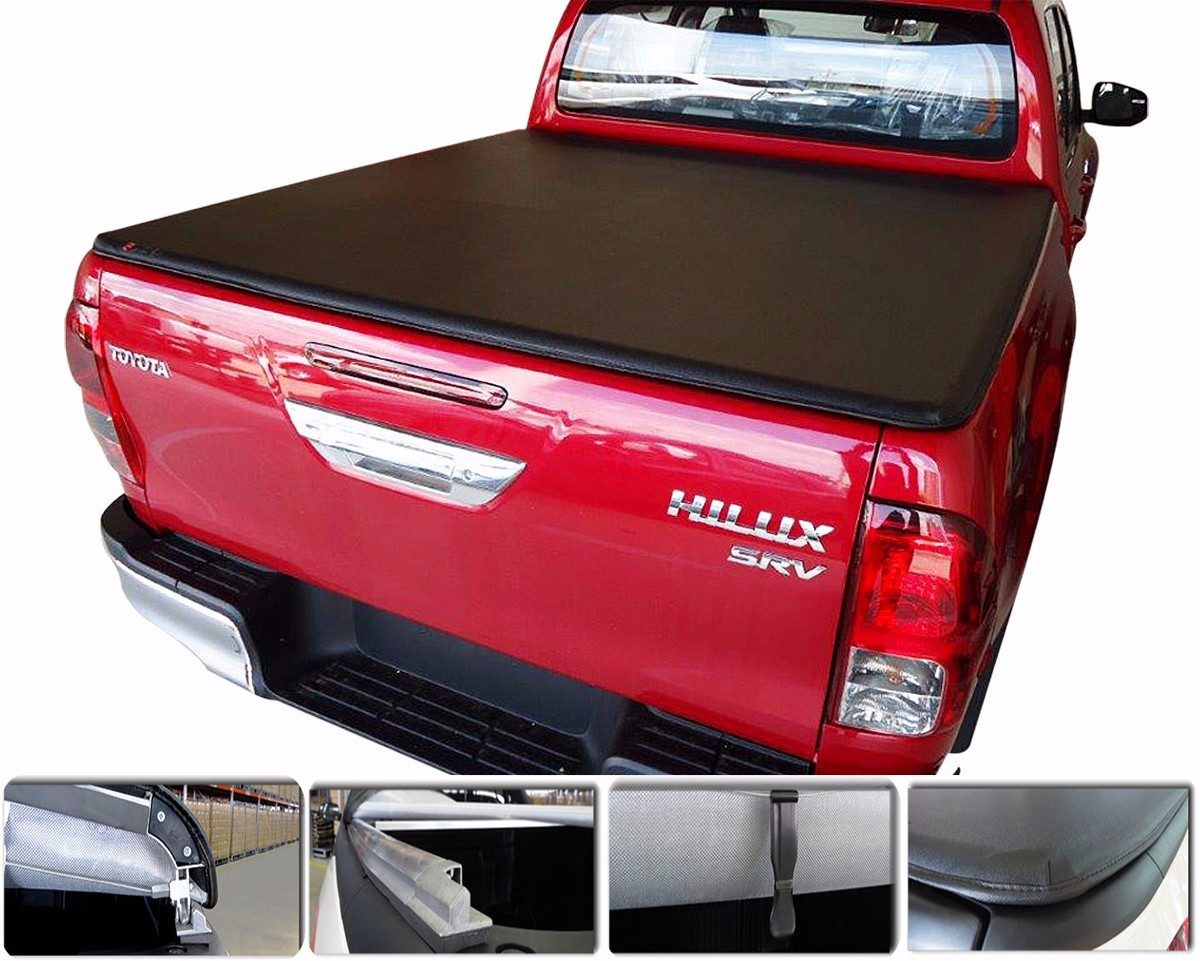 Capota Hilux 2007 - 2021 -  FlashCover Force