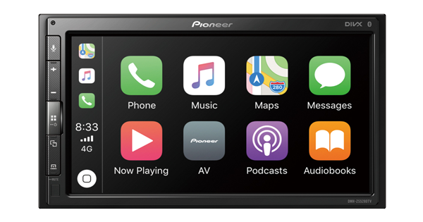Central Multimidia Pioneer AVH-Z 5280TV -GPS Waze Car play / AndroiAuto - Tela 7 pol TV Digital - Bluetooth Entr. USB  Leitor DVD/CD + Camera de ré  ( Produto Instalado )