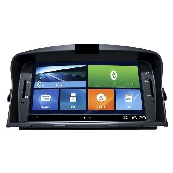 Central Multimídia Chevrolet Cruze Hatch  LT / Sedan LT -2011 á 2016 - DVD GPS Mapa Bluetooth  USB SD Card Câmera Ré Grátis - Winca