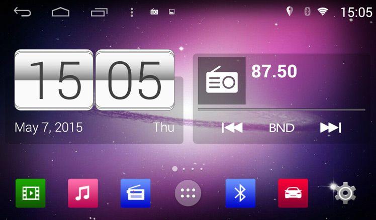 Central Multimidia Fiat Punto 2013 a 2016 -  S160 - Android + Camera de ré -  Espelhamento DVD GPS Mapa Bluetooth MP3 USB Ipod SD Card Câmera Ré Grátis