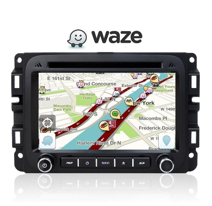 Central Multimidia  Jeep Renegade  S170 Toro - Plataforma Android Com DVD GPS Mapa Bluetooth MP3 USB TV Digital Ipod SD Card Câmera de Ré Grátis