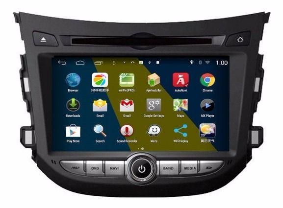 Central Multimidia Hyundai HB20 2012 á 2018 S170 - Android + Camera de ré -  Espelhamento DVD GPS Mapa Bluetooth MP3 USB Ipod SD Card Câmera Ré Grátiis