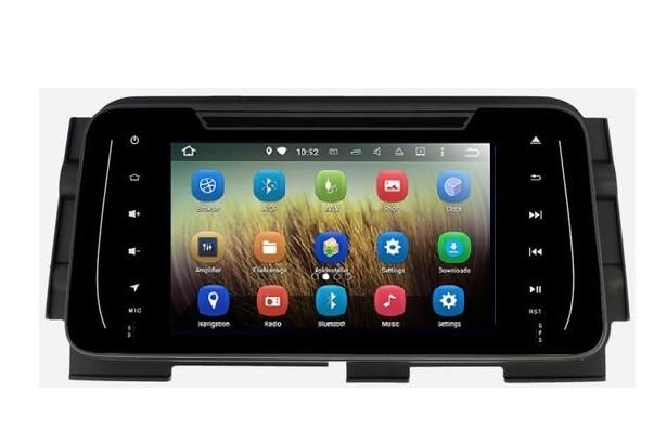 Central Multimidia Nissan Kicks 2017 a 2019 - M1 - Android + TV full HD   Com DVD GPS Mapa Bluetooth MP3 USB Ipod SD Card Câmera de Ré Grátis