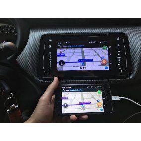 Central Multimidia Nissan Kicks 2017 a 2019 - Winca - Android    Com DVD GPS Mapa Bluetooth MP3 USB Ipod SD Card Câmera de Ré Grátis