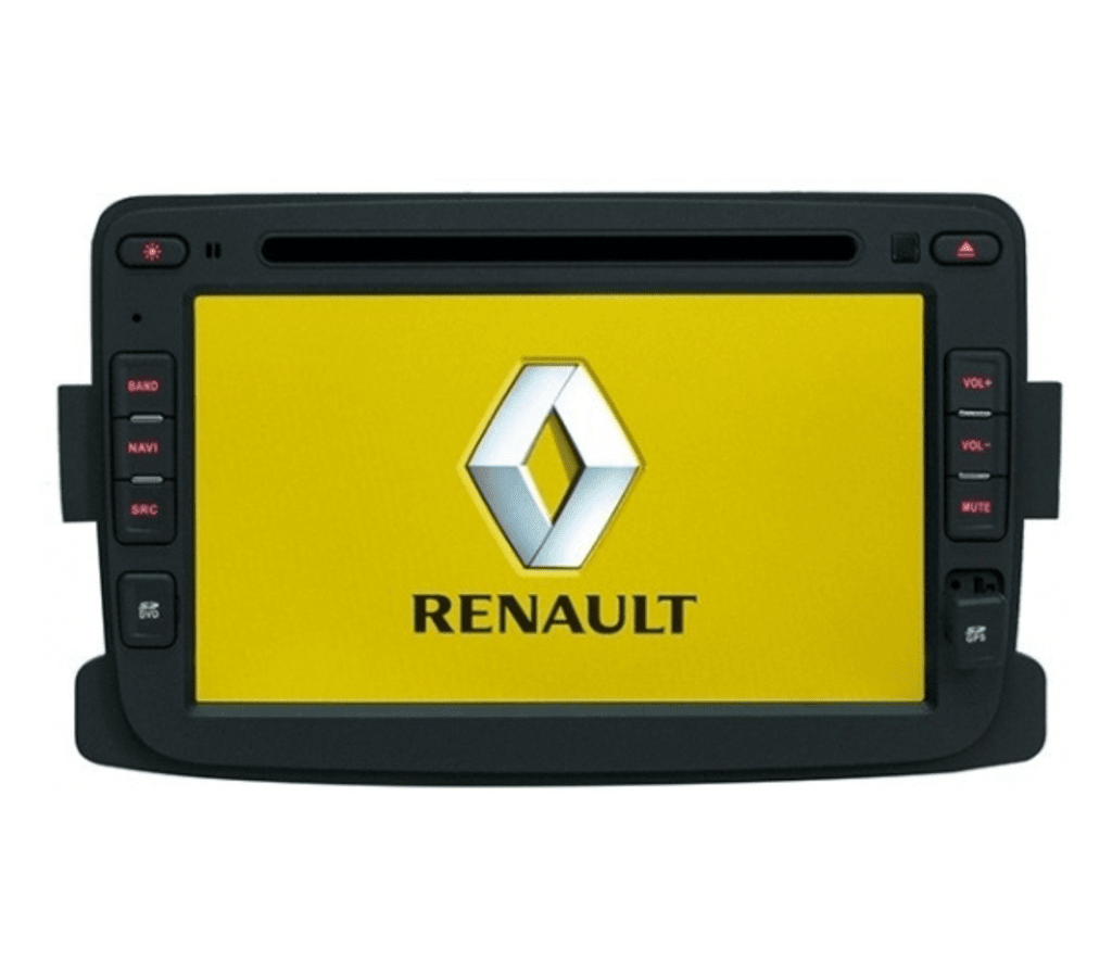 Central Multimidia Renault Captur Duster Oroch -  Aikon 5.0 - Android + Camera de ré -  Espelhamento DVD GPS Mapa Bluetooth MP3 USB Ipod SD Card Câmera Ré Grátis