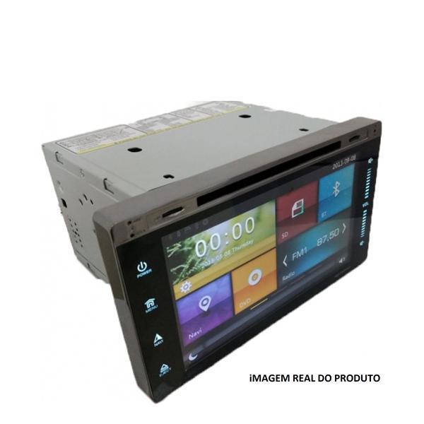 """Central Multimidia Toyota HILUX 2016 á 2018 SRV SRX SR  - TELA 10""""  Camera de ré Espelhamento DVD GPS Mapa Bluetooth MP3 USB Ipod SD Card Câmera Ré Grátis -  HETZER"""