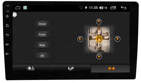 """Central Multimidia Winca W7 - Tucson Fit City Onix  Tela 7"""" - Android 8.1 - Espelhamento  GPS IGO  Waze Spotify - Bluetooth - 2 entr. Usb - Camera de Ré"""