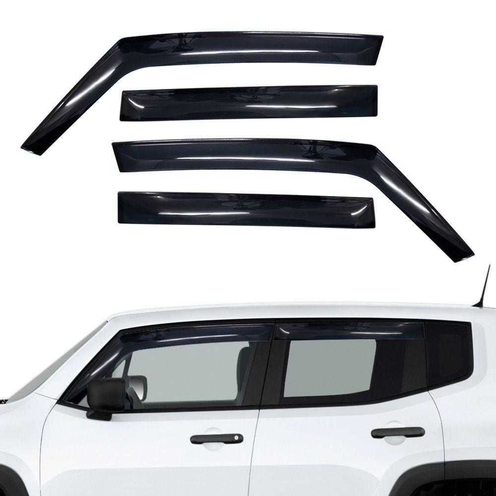 Calha Defletor De Chuva Jeep Renegade