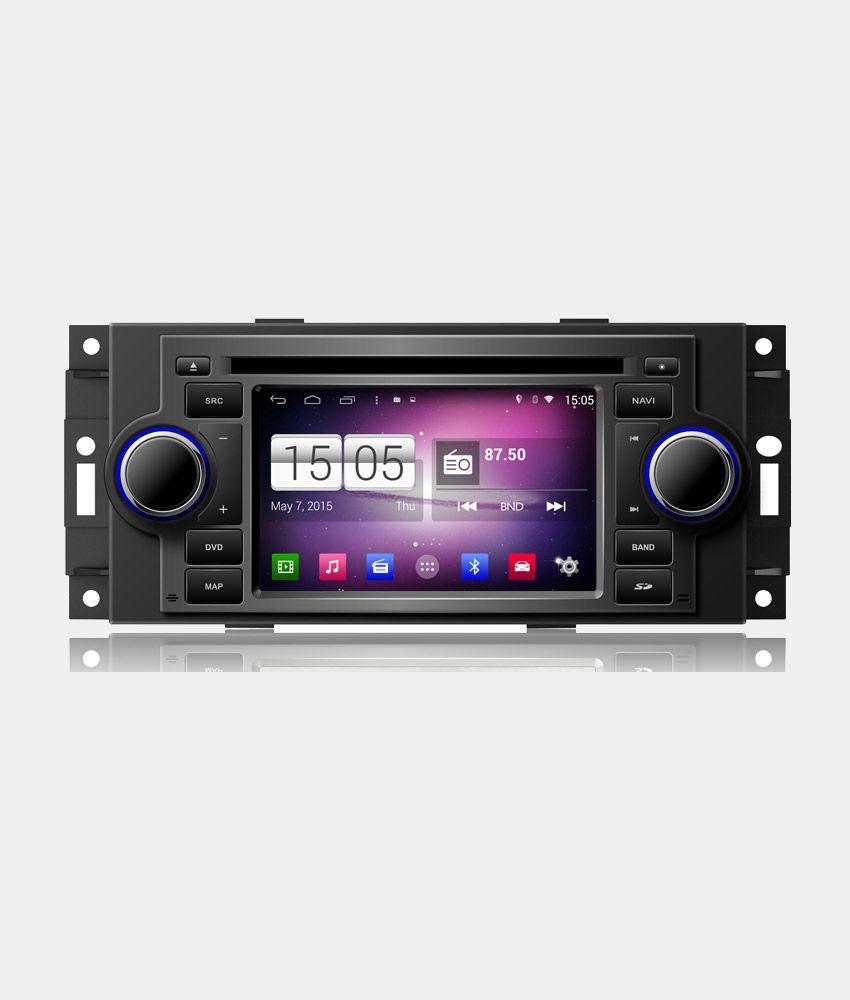 Central Multimidia Crysler 300c Dodge Ram Pt Cruiser -  S160 - Android + Camera de ré -  Espelhamento DVD GPS Mapa Bluetooth MP3 USB Ipod SD Card Câmera Ré Grátis