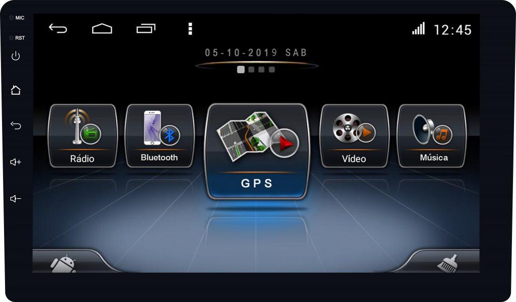 """Central Multimidia Hyundai HB20 - 2020/2021  - Winca S200 OctaCore Tela 9""""  - Waze Spotify youtube - 2 cameras Ré + Frontal - TV  Digital via APP  - GPS - 2 entradas USB - Android 9.0"""
