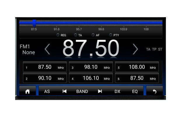 CÓPIA - Central Multimidia Hyundai Tucson 2007 a 2015  - Aikon 8.0 - Plataforma Android - Bluetooth MP3 USB Ipod SD Card Câmera de Ré Grátis