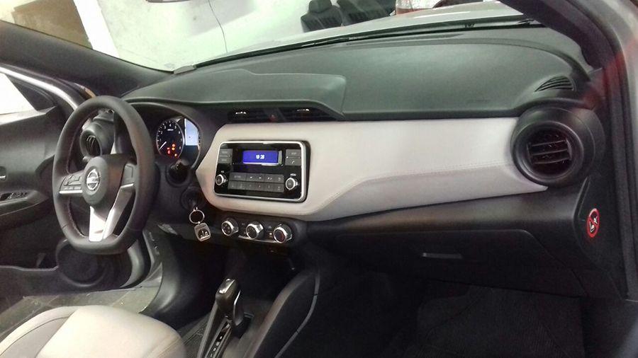 Couro Nissan Kicks Revestimento Painel
