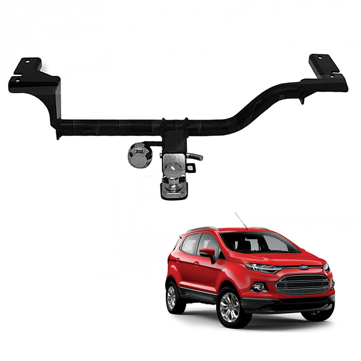 Engate para reboque Ford Ecosport 2012 á 2019