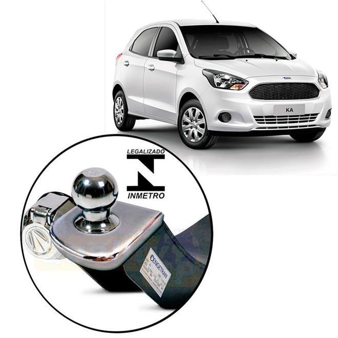 Engate para reboque Ford KA 2015 á 2020