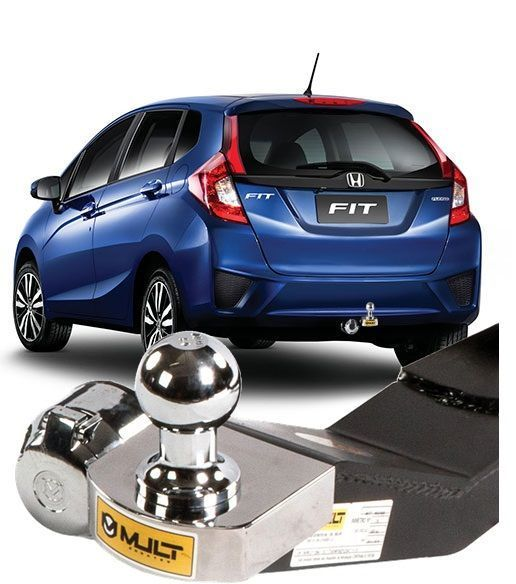 Engate para reboque Honda FIT 2009 a 2018