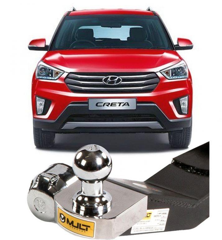 Engate para reboque Hyundai Creta - 500 KG