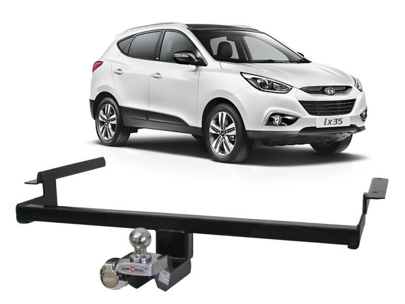 Engate para reboque Hyundai IX35 - 2011 A 2018