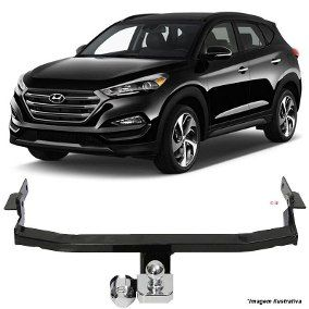 Engate para reboque Hyundai New Tucson 2017 2018