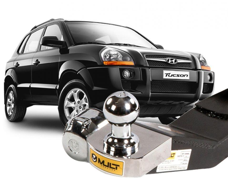 Engate para reboque Hyundai Tucson 2007 á 2017