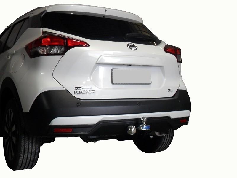 Engate para reboque Nissan Kicks 2017  Á 2018