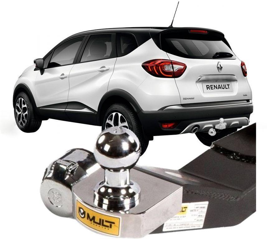 Engate para reboque Renault Captur