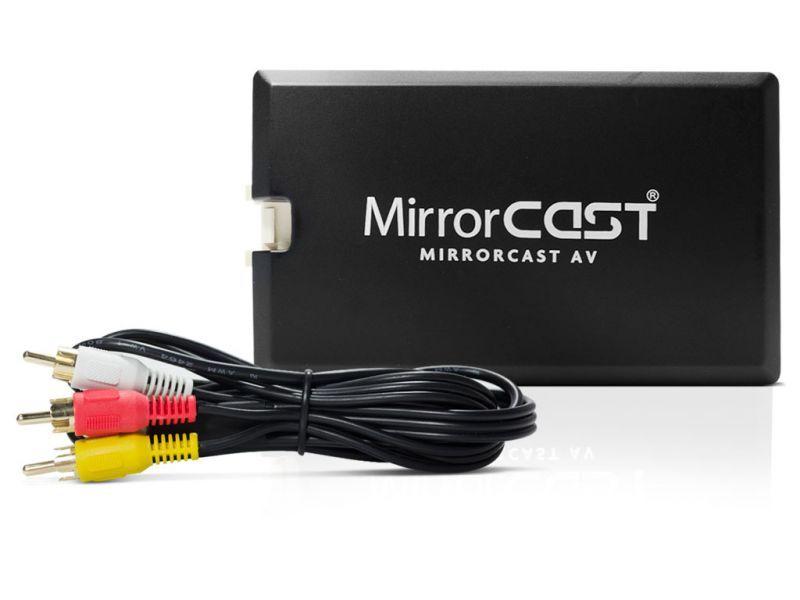 Espelhamento de Tela Mirrorcast Caska - Universal AV compativel para Android e iPhone
