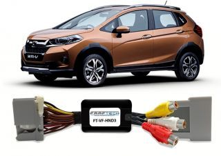 Interface Desbloqueio de Tela Honda FIT CITY WRV - 2015 á 2018  Faaftech