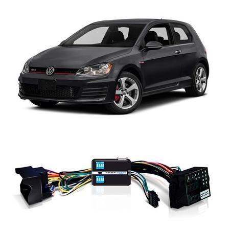 Interface Desbloqueio Tela VW - Jetta Polo Tiguan Virtus Amarok  Golf Fusca 2018