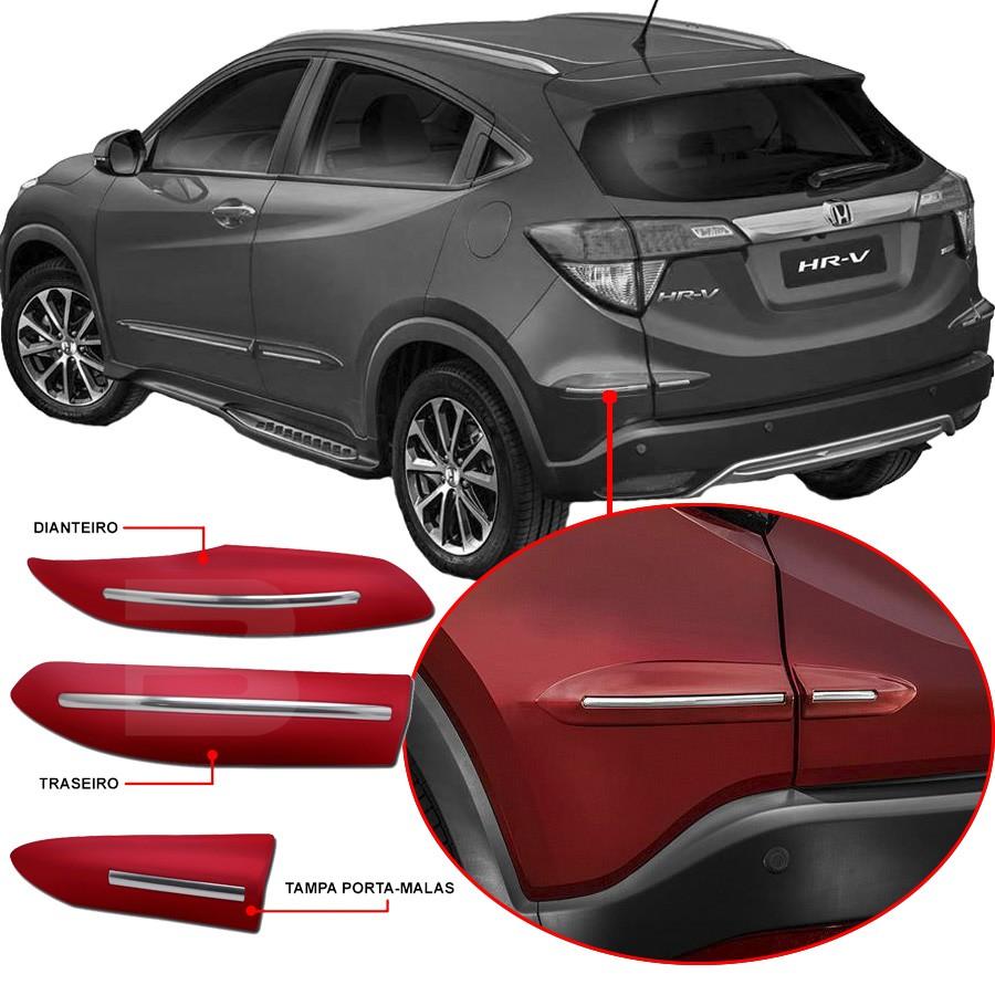 Kit de Protetor Para-Choques Honda HRV - Original