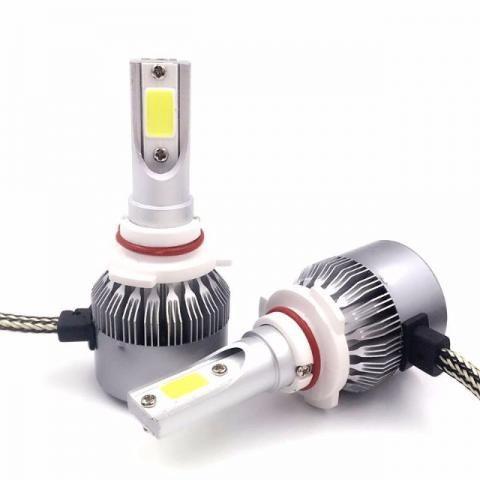 Kit Lampadas Honda Civic G10- LED ULtra 8000 Lumes  - 6000K -  3 kits Farol Baixo / Alto e Milha