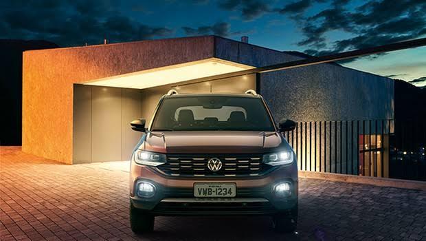 Kit Lampadas VW TCross - LED ULtra Shock Ligth Titanium  -  2 kits - Farol Baixo  e Milha
