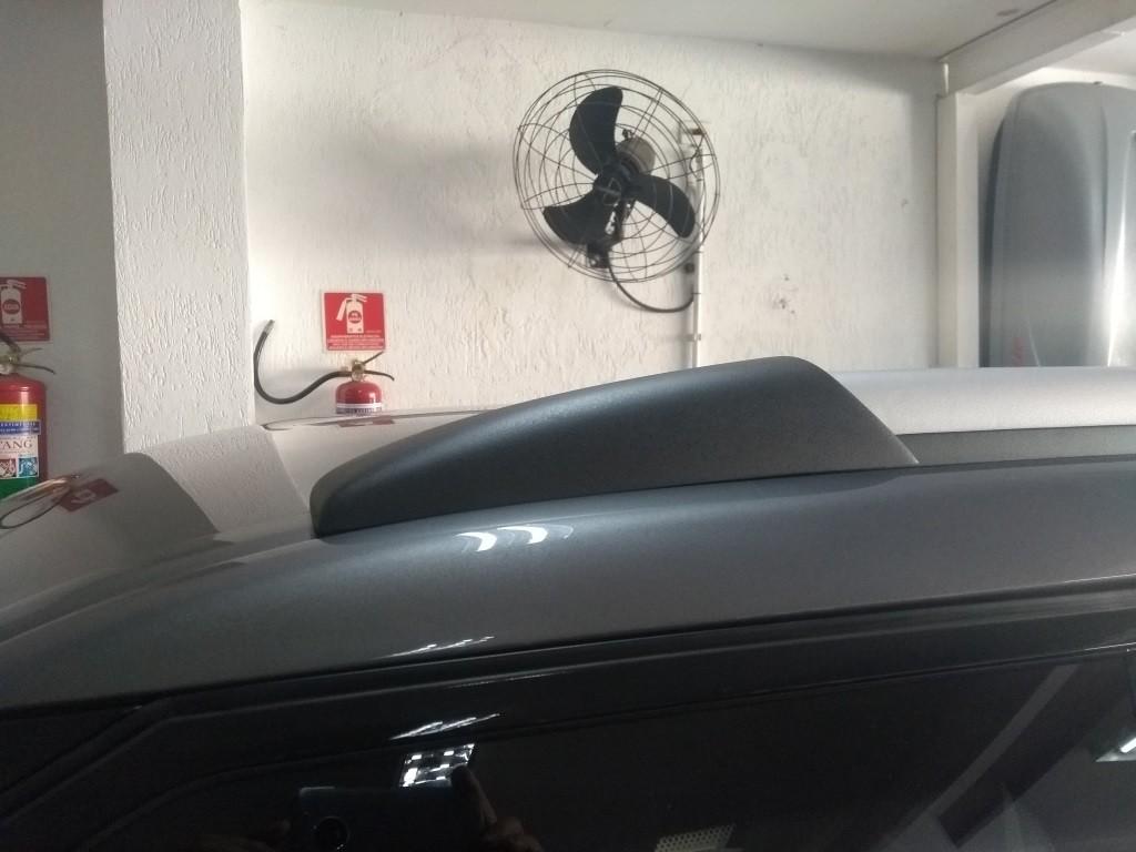 Longarina Rack de Teto Decorativa Range Rover Evoque   - PRODUTO INSTALADO