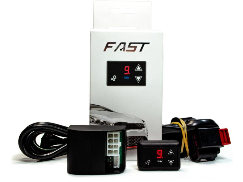 Módulo De Aceleração Tury Fast 1.0 B - Produto Instalado em 1 hora